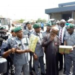 Customs Discovers 21-Trailer Load of Tramadol, Others in Warehouse