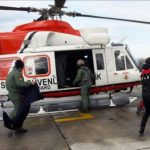 Coast Guard Rescue 14 Crew   from Listing Cargo Ship in Greek Waters