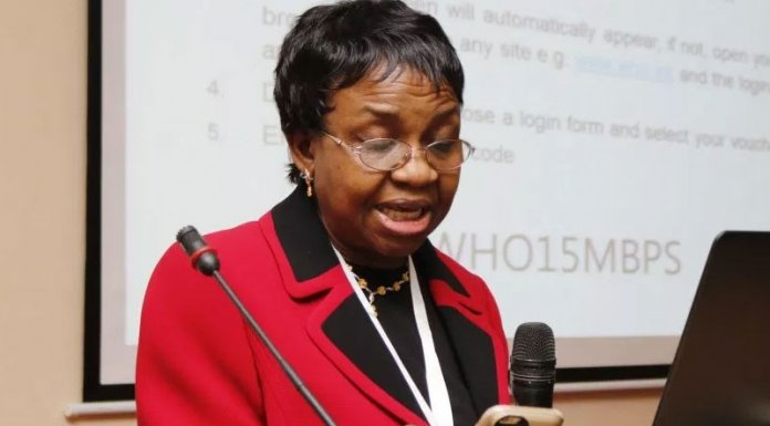 Photo of Oversight Function: NAFDAC  DG Accuses N'Assembly   of Demanding Bribe