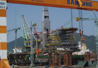 Photo of Samsung Heavy Secures Order for European Special-Purpose Vessel