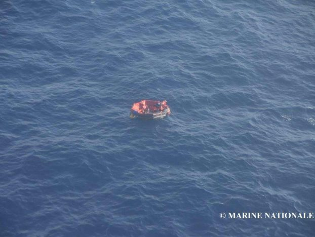 Photo of Three Rescued after Bourbon Ship Sinks in the Atlantic