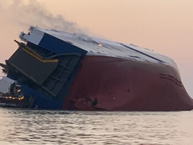 Photo of Shipbreaking Shows Signs of Gradual Reopening