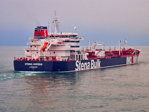 Photo of Stena Impero Docks in Dubai after 2-Month Detention in Iran