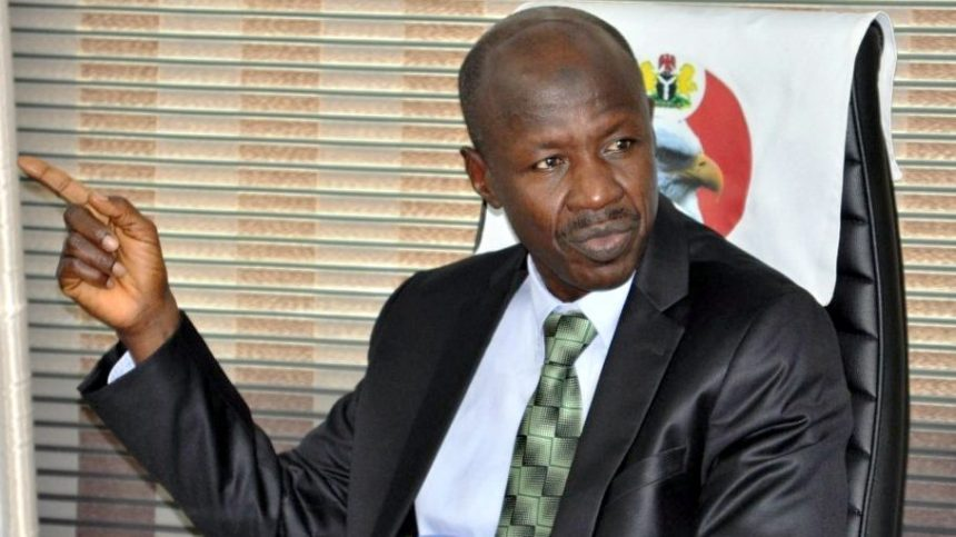 Photo of EFCC Denies Arrest of Chairman by DSS