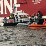 Ferry    Runs Aground off Finland, All Passengers Evacuated