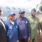 NIMASA Receives  Last Batch of  Mission Helicopters to Secure Nigerian Waters, GoG